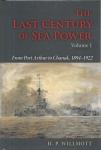 The last century of sea power Volume 1.jpg