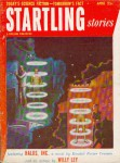 angalis,1 étoile,startling stories