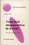 Tout doit disparaître le 5 mai (Denoel 1961).jpg